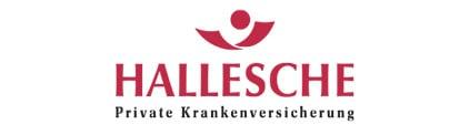 Tarifwechsel Private Krankenversicherung Hallesche - Wechsel PKV - Hallesche Logo