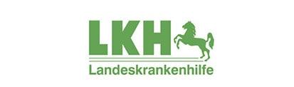 Tarifwechsel Private Krankenversicherung LKH - Wechsel PKV - LKH Logo
