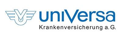 Tarifwechsel Private Krankenversicherung uniVersa - Wechsel PKV - uniVersa Logo