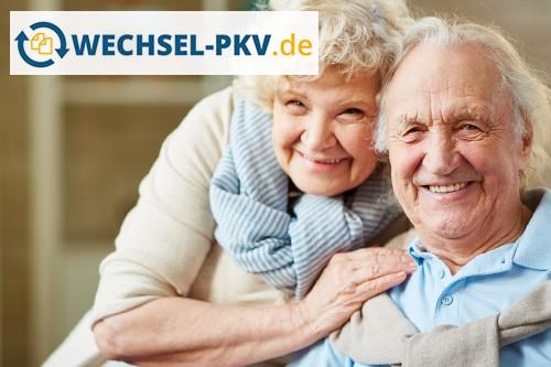 Private Krankenversicherung für Rentner im Rentenalter
